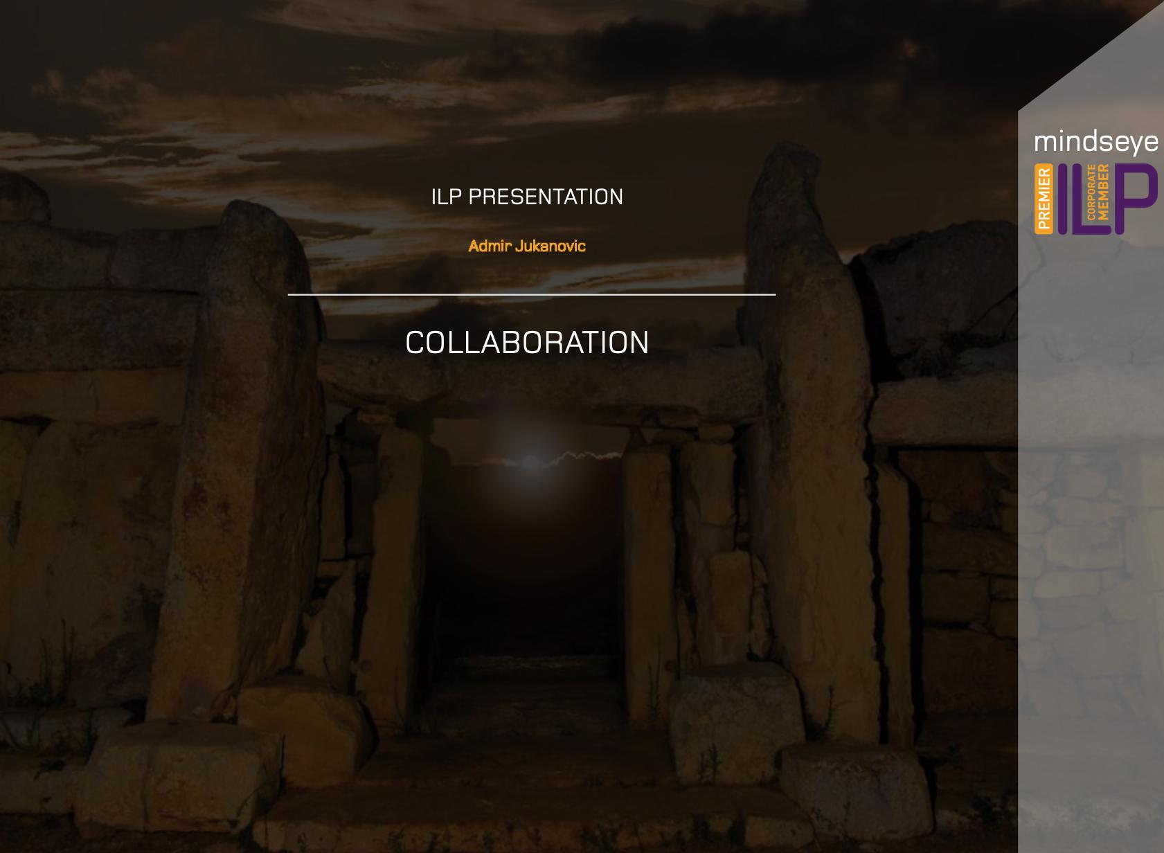 ILP Presentation Collaboration